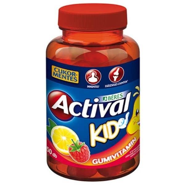 actival kids gumivitamin