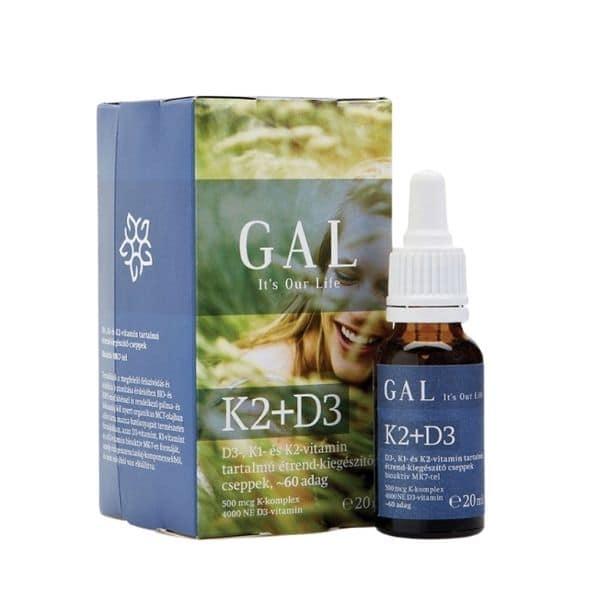 gal k2 d3 vitamin
