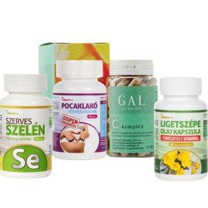 Egeszseges terhesseg tamogatasa vitamin csomag noknek