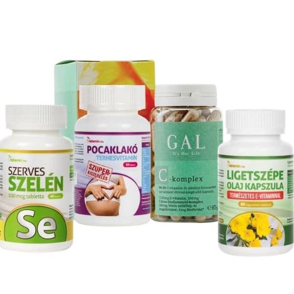 Vitamin támogatás